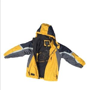 Arizona Snow Insulated Jacket with Hoodie
